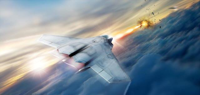 戦闘機用レーザー兵器がいよいよ実現か —— ロッキード・マーチン、開発契約を獲得