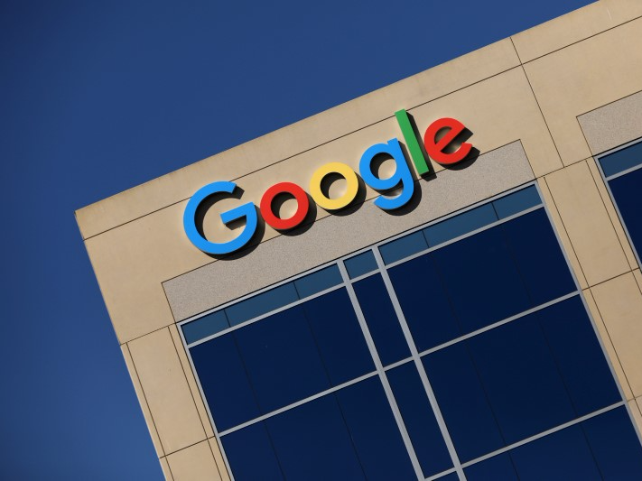 グーグルオフィスの外観
