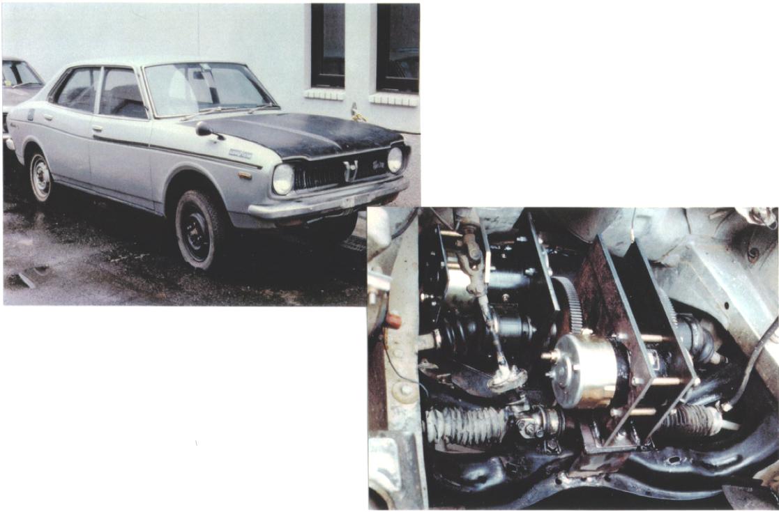 1982年に試作したA car