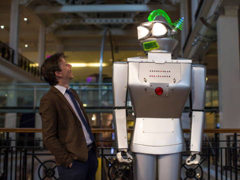 ロボットは仕事を奪うが、新たな仕事も生む —— 未来のちょっと変わった21の職業