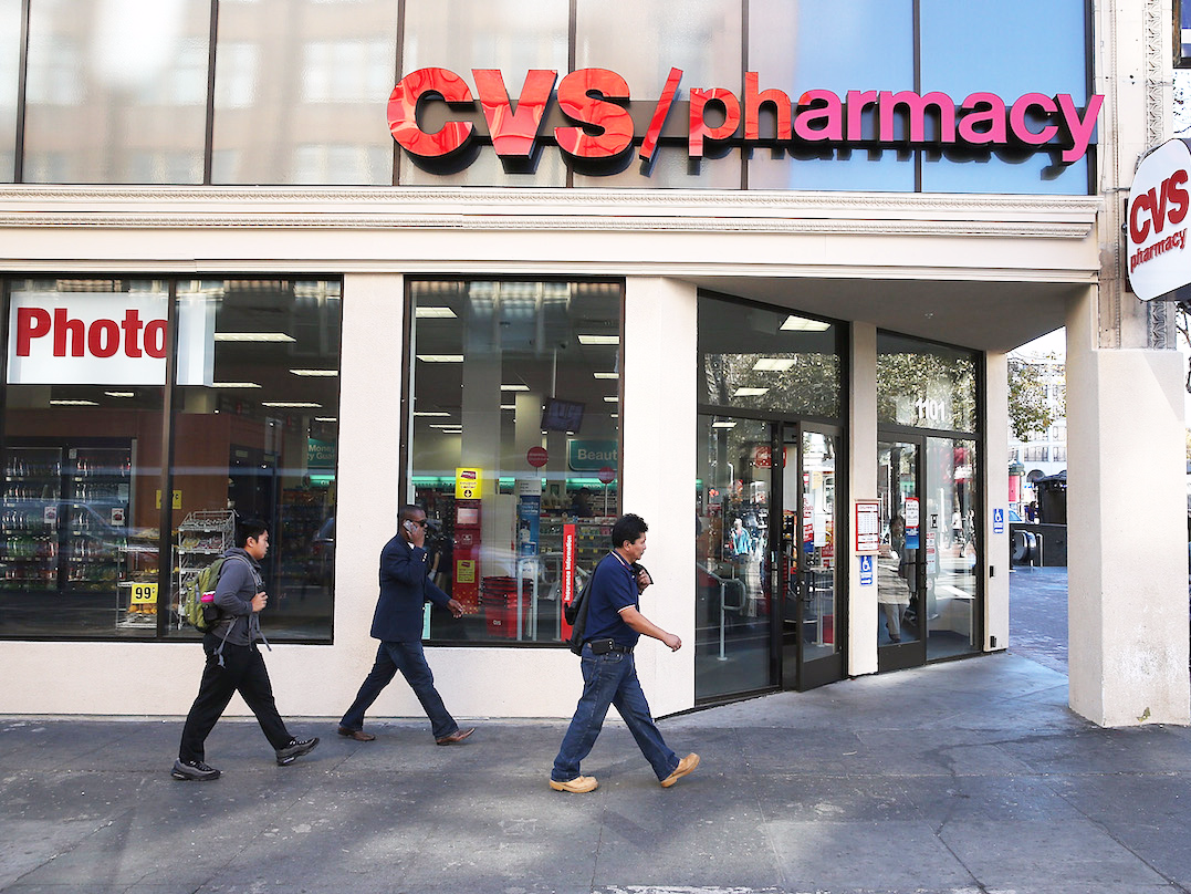 CVSヘルスの店舗