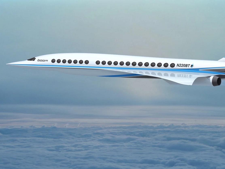 超音速飛行機