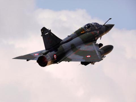 ユーロファイター タイフーン、ミラージュ2000、F-15、F-16……8カ国が参加したイスラエルでの多国籍空軍演習