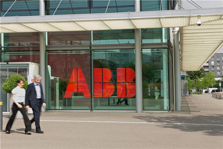 スイス・チューリッヒのABB本社