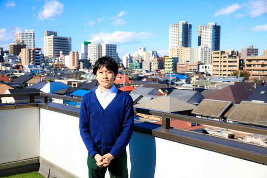 シェアリングエコノミー研究家の加藤さん。