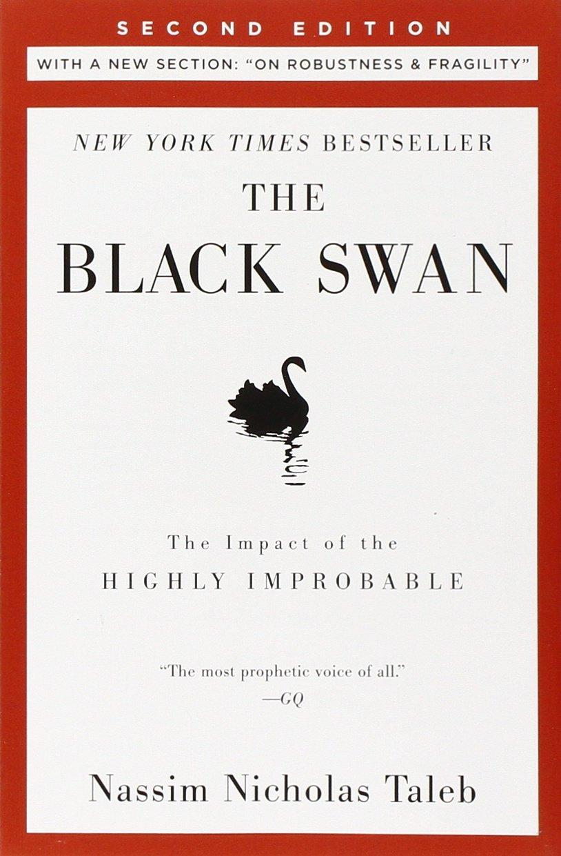 『ブラック・スワン —— 不確実性とリスクの本質(原題:The Black Swan)』