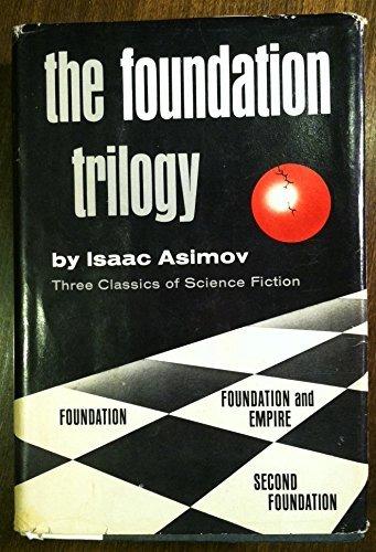 "『銀河帝国の興亡』3部作(The ""Foundation"" trilogy)"