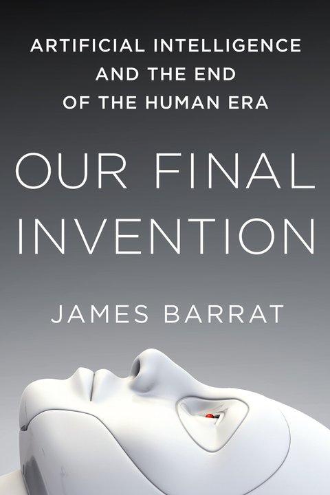 『人工知能 人類最悪にして最後の発明(原題:Our Final Invention)』