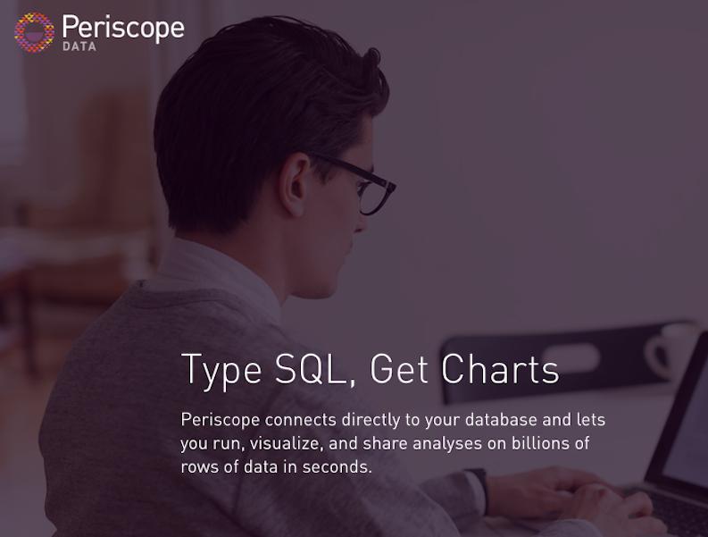 ペリスコープ・データ(Periscope Data)