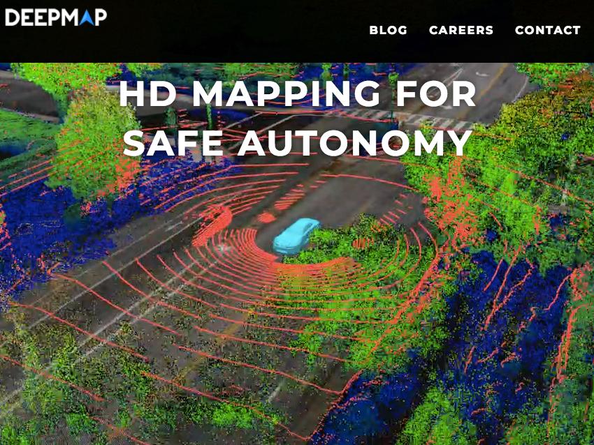 ディープマップ(DeepMap)