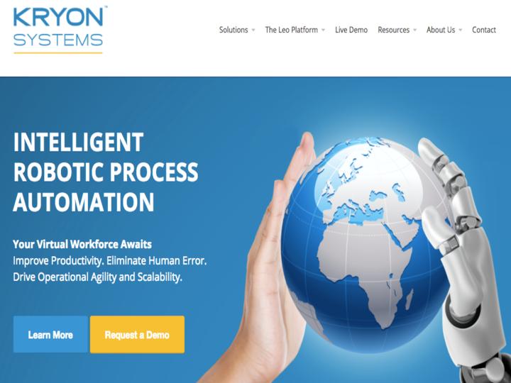 カイロン・システムズ(Kryon Systems)