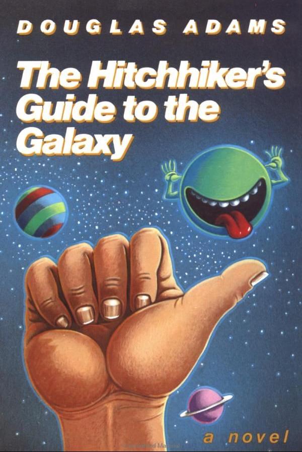 『銀河ヒッチハイク・ガイド(原題:The Hitchhiker's Guide to the Galaxy)』