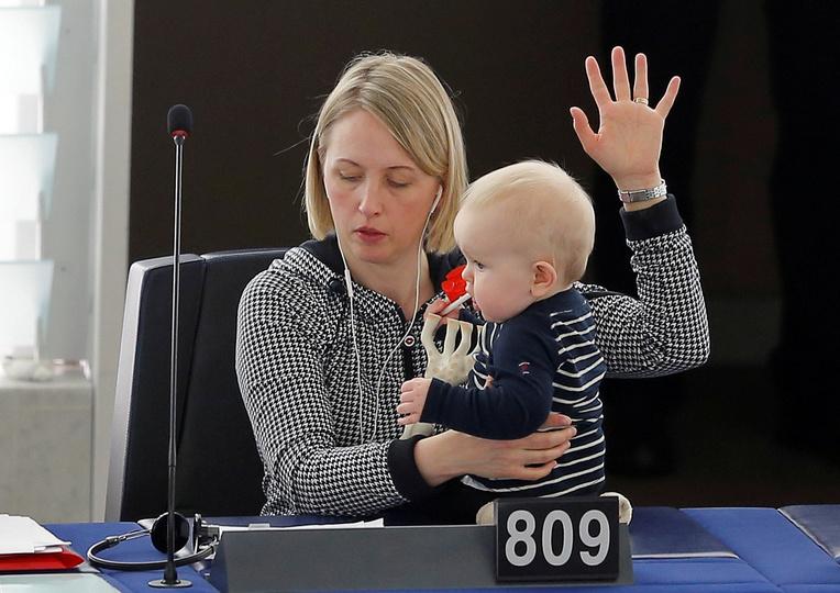 Swedish Member European Parliament Jytte Guteland