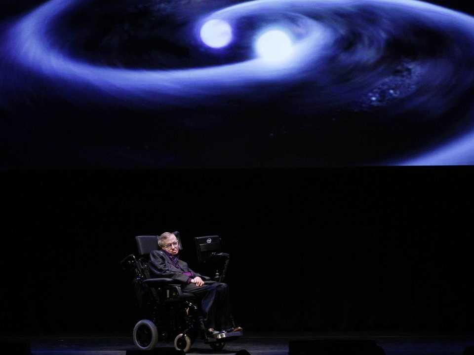 宇宙物理学といえばこの方