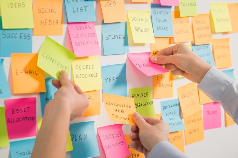 デザイン思考イメージ