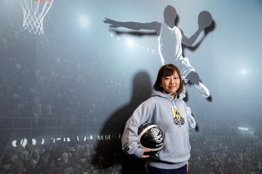 バスケBリーグ「グッズ購入倍増」の仕掛け人、27歳マーケ女子の素顔