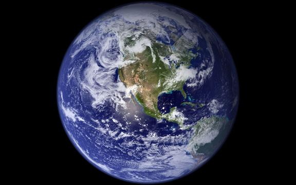やっぱり地球は美しかった —— NASAが捉えた18枚の素晴らしい写真