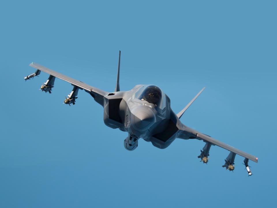 F-35Bまでも