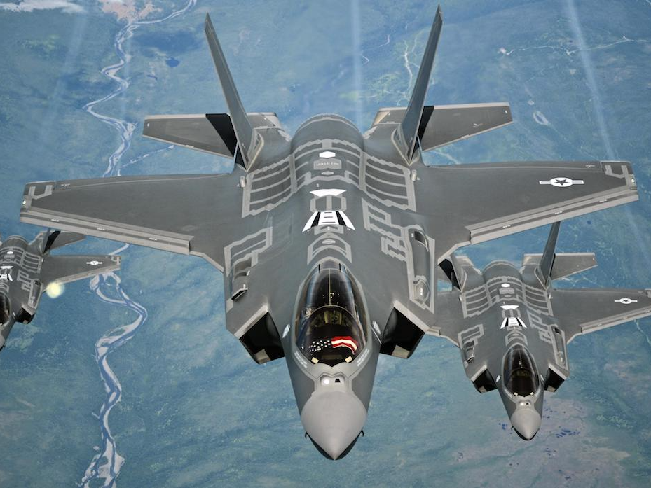 F-35Aも参加予定