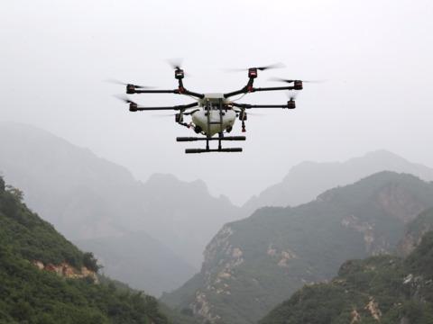 狙いは農村部! 中国の大手EC業者が、200近いドローン専用空港を建設へ