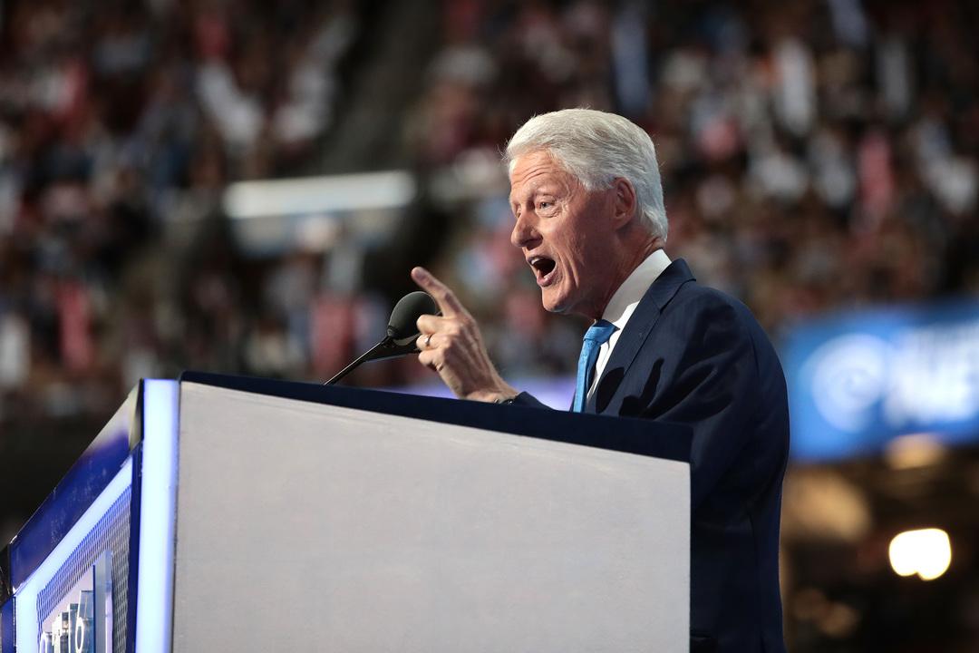 ビル・クリントン(Bill Clinton)氏