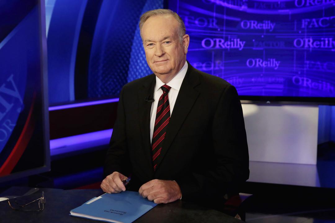 ビル・オライリー(Bill O'Reilly)氏