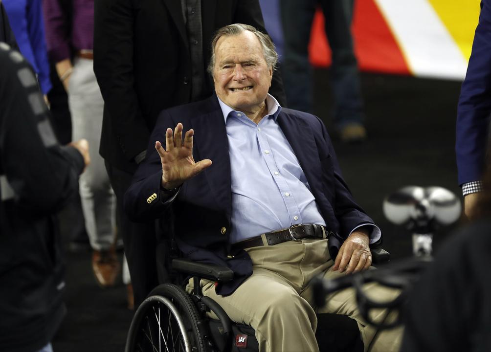 ジョージ・H・W・ブッシュ(George H.W. Bush)氏
