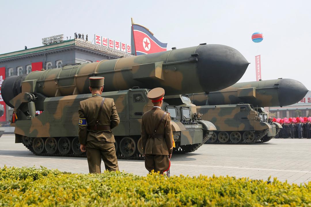 北朝鮮のICBM