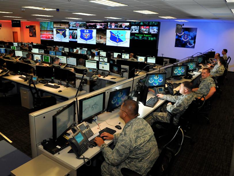 米軍のサイバーチーム