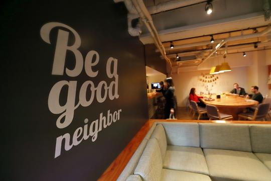 """ご近所付き合いしたい20代にソーシャル住宅が人気沸騰、求めるのは共用部分の充実と職場にない""""出会い"""""""