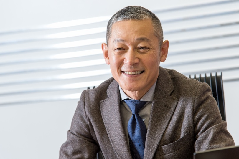 J.D. Power日本法人のオートモーティブ部門 執行役員の木本卓氏