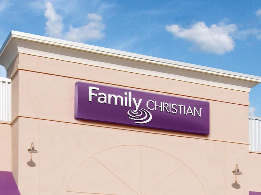 ファミリー・クリスチャン店舗