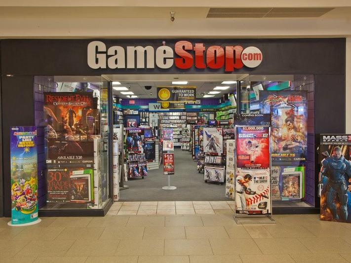 ゲームストップ店舗