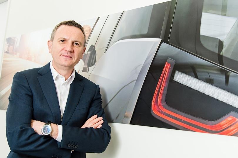 BMW Japanのペーター・クロンシュナーブル社長