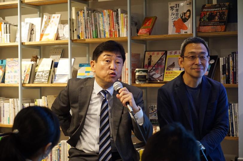 河崎さんと中村さん