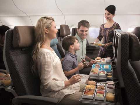 世界で最も素晴らしいエコノミークラスを誇る航空会社ベスト10