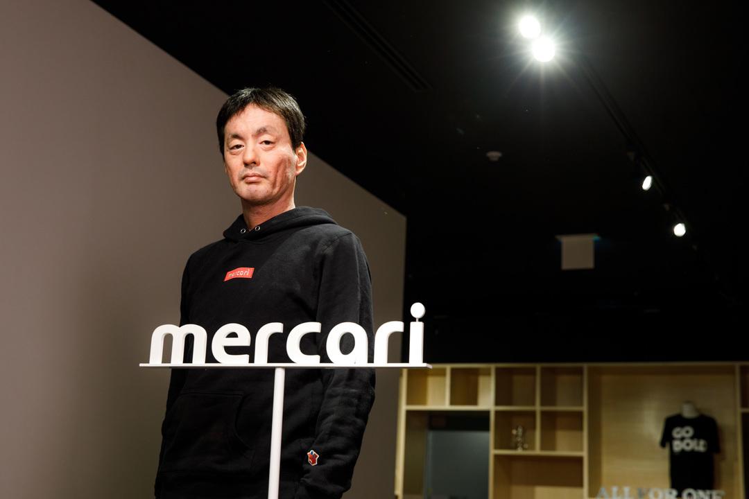 メルカリ山田さん