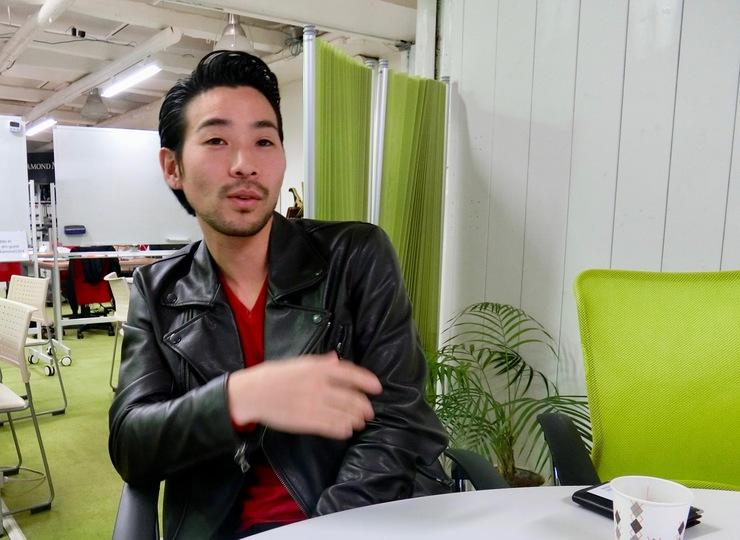 武井浩三社長