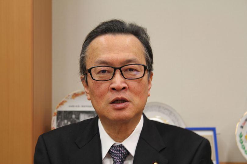 船田元自民党衆院議員