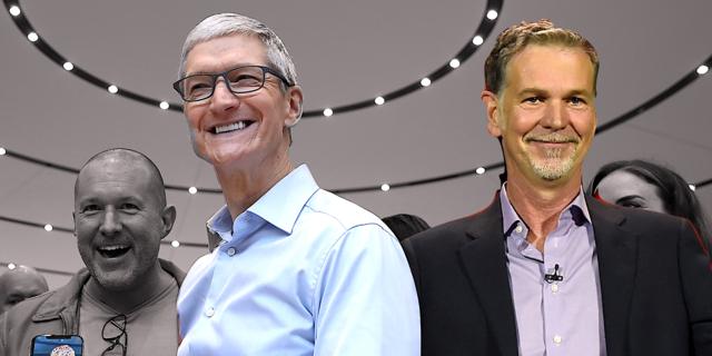 アップルによるNetflix買収の確率は40%、シティが分析