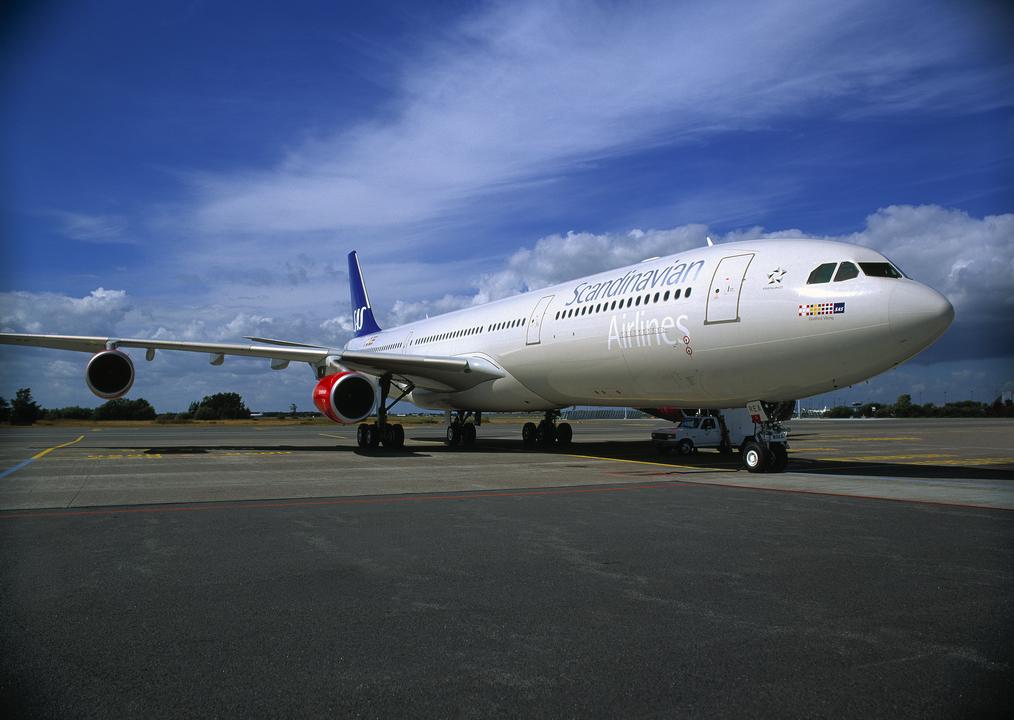 スカンジナビア航空(SAS)