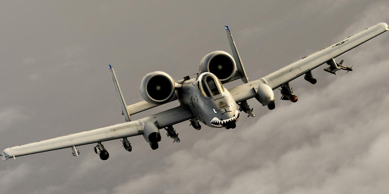 A-10 サンダーボルトII
