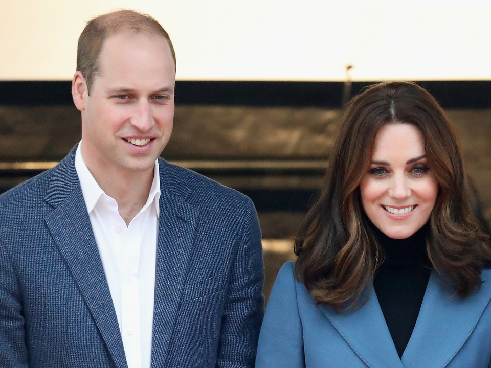 ウィリアム王子、10月の写真