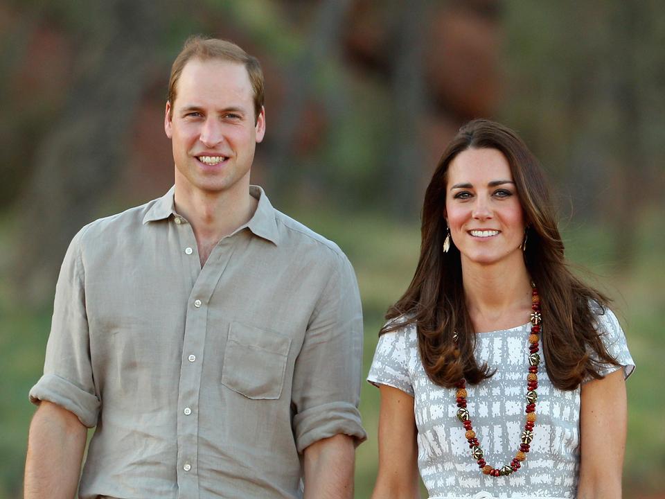 ウィリアム王子、2014年の写真