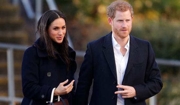 ウィリアム王子とメーガン・マークルさん
