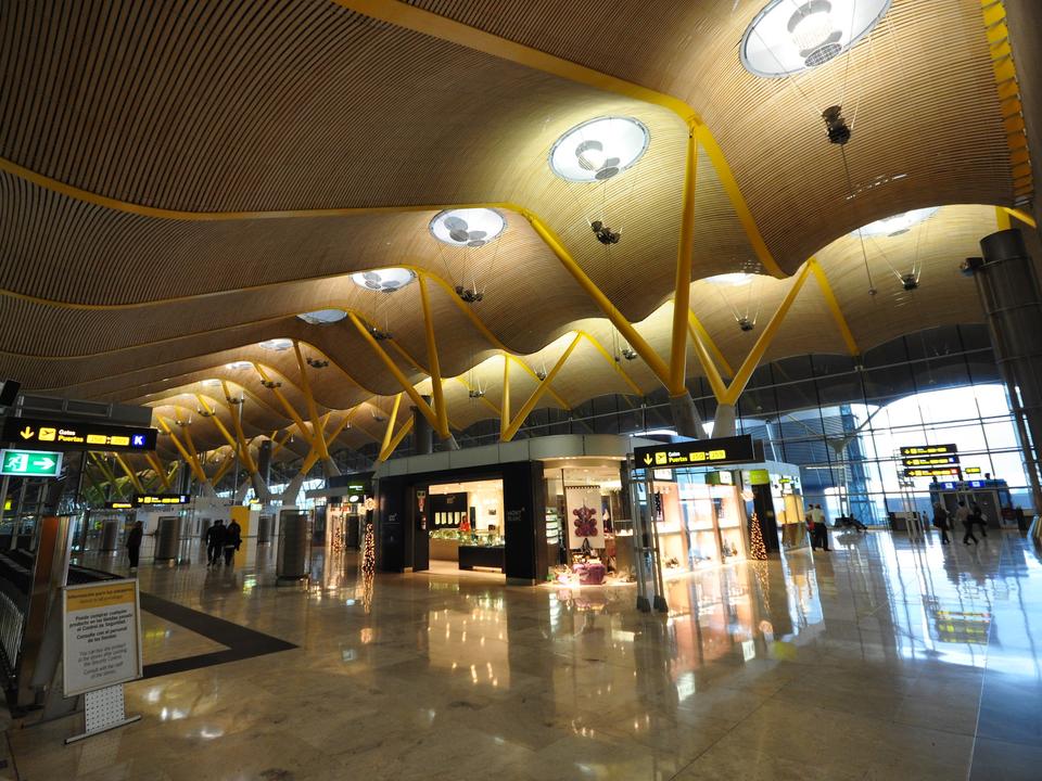 アドルフォ・スアレス・マドリード・バラハス空港