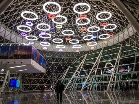 マラケシュ・メナラ空港