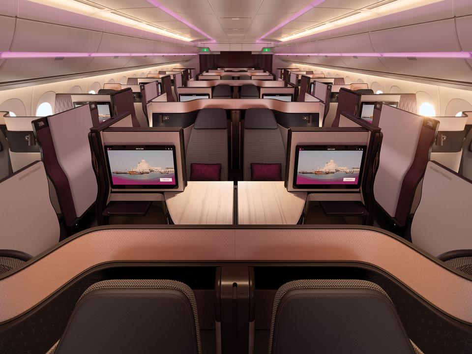 さすが世界一! カタール航空の最新ビジネスクラスをチェックおすすめ記事Trendingあわせて読みたいRankingEditors' PicksLive life momentSponsored Contents