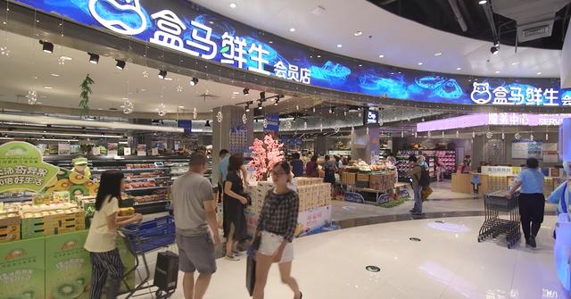 アメリカには類を見ない、中国のキャッシュレス・スーパー —— Amazon Goにはない2つの特徴