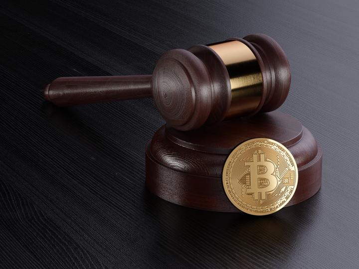 ビットコインと木槌